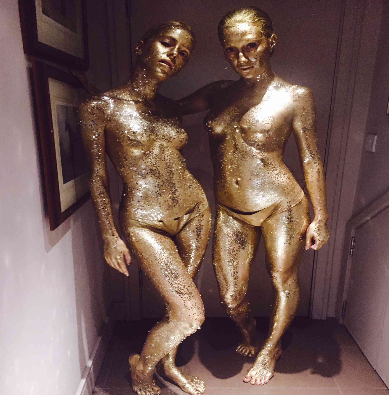 Glitter Body Paint